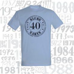 Klubo nario marškinėliai