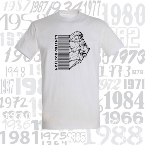 Originalūs marškinėliai liūtui Limited edition Lion
