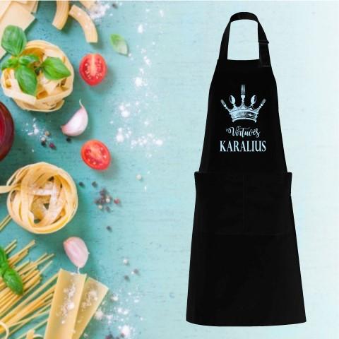 Prijuostė Virtuvės karalius
