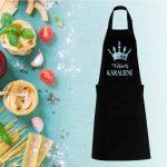 Prijuostė Virtuvės karalienei