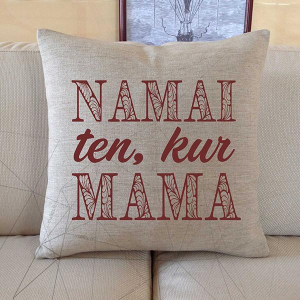 Nr. 2 Namai ten, kur MAMA
