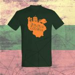 Marškinėliai 100 proc. lietuvis