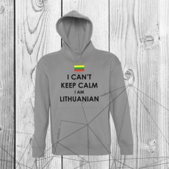 Bliuzonas I can't keep calm i am Lithuanian