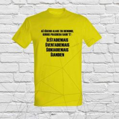 Marškinėliai Alaus mėgėjams