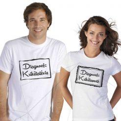 Marškinėliai Diagnozė krikštatėviai