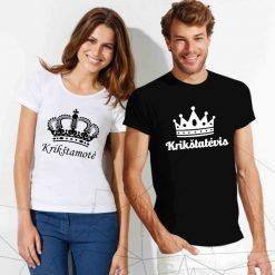 Marškinėliai Karališki krikštatėviai