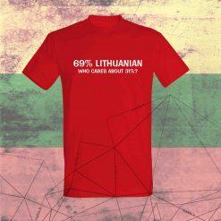 Marškinėliai Lietuvis