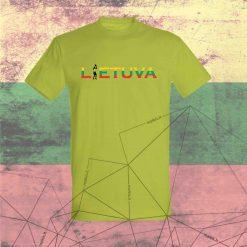 Marškinėliai Lietuva