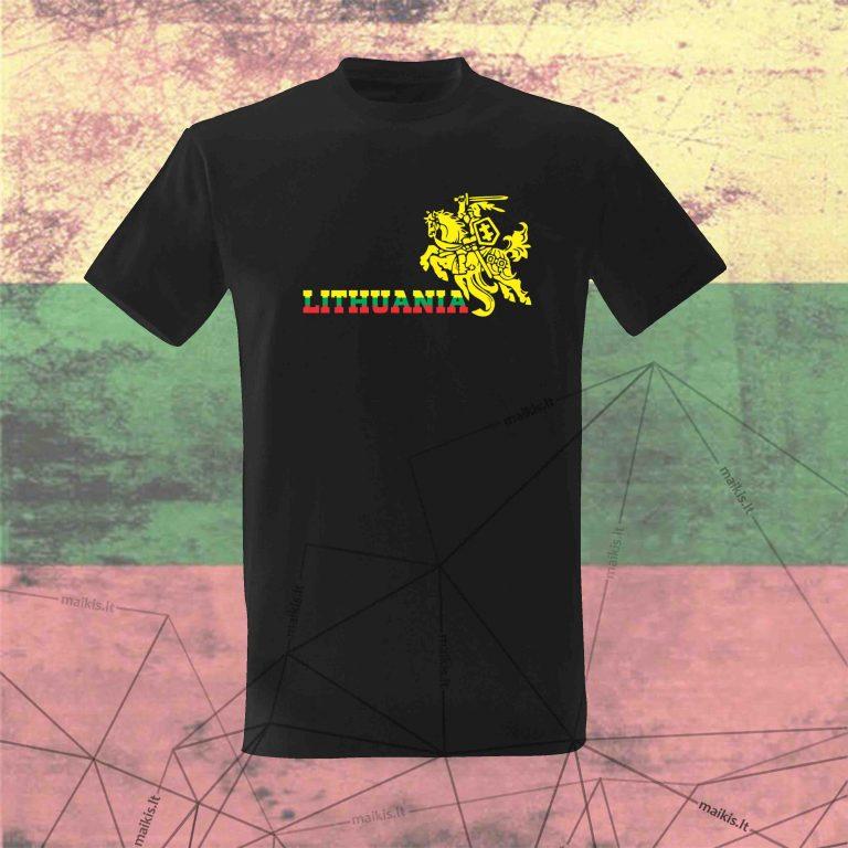 Marškinėliai Lietuva, Vytis