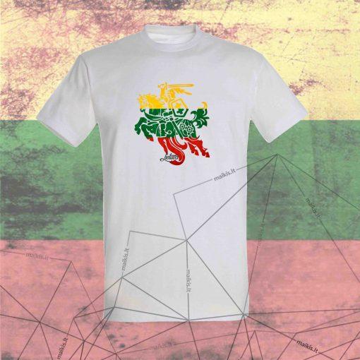 Marškinėliai LT Vytis, Lietuva