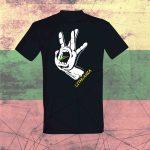 Marškinėliai Nr 2 Lithuania