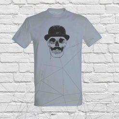 Vyriški marškinėliai Skull