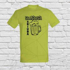 Marškinėliai vyrui Skaniausia sriuba