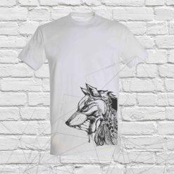 Vyriški marškinėliai Vilkas