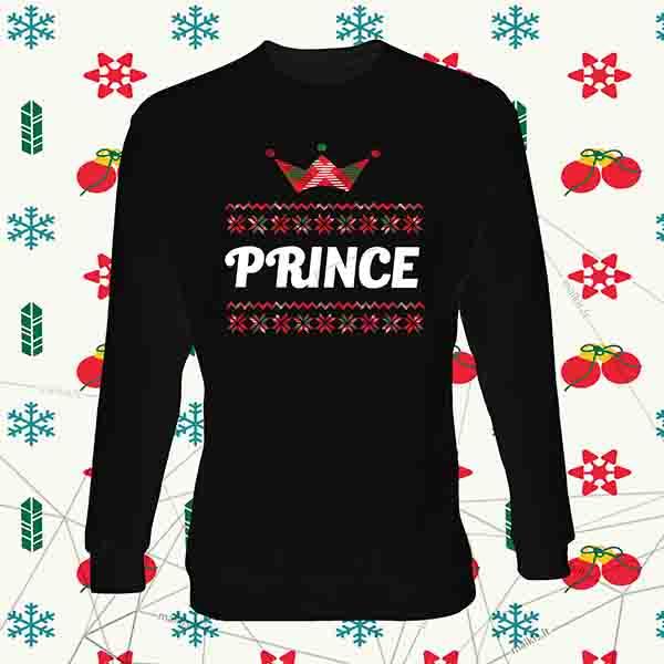 Vaikiškas kalėdinis bliuzonas Prince