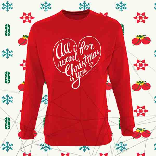 All I Want For Christmas.Kalėdinis Bliuzonas All I Want For Christmas Is You