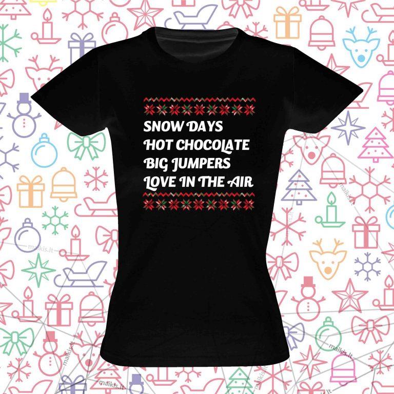 Kalėdiniai marškinėliai