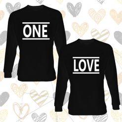 Bliuzonai valentino dienai - One Love