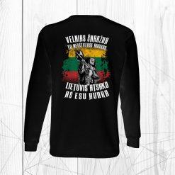 Bliuzonai lietuviams - Aš esu audra