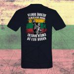 Marškinėliai lietuviams - Aš esu audra