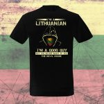 Marškinėliai lietuviui Lithuanian