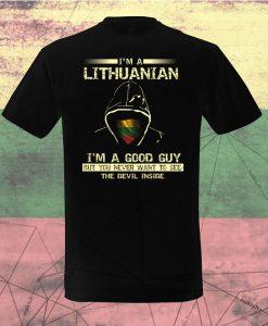 Marškinėliai lietuviui
