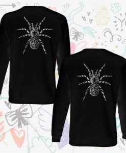 Bliuzonai valentino dienai - Spider Couple Black