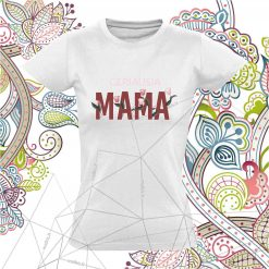 Marškinėliai mamai Geriausia Mama