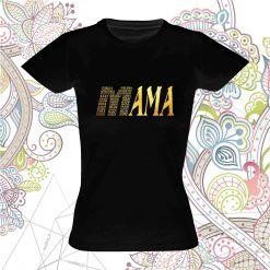 Marškinėliai su užrašais Mamai